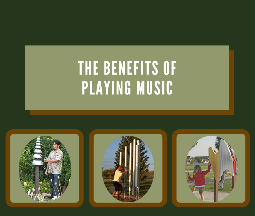 Outdoor music benefits