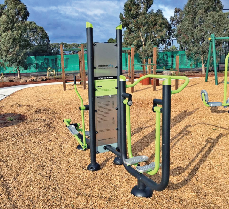 Outdoor Fitness Equipment Australia