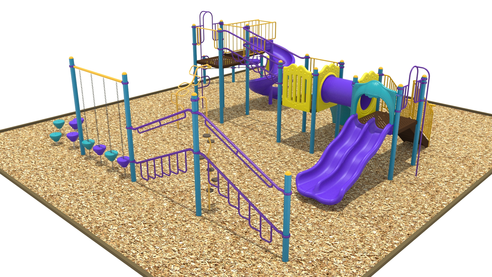 Playground Equipment Number 4611514