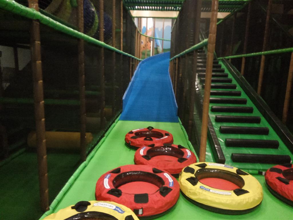 Donut Slide