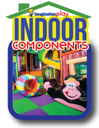 Indoor playground components