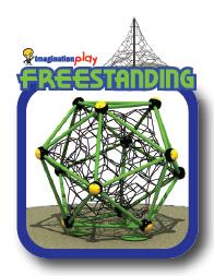 Imagination Play freestanding