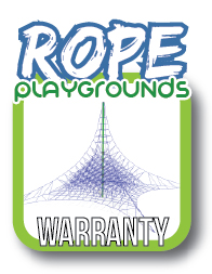 Rope playground equipment warranty