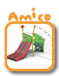 Russell Play Amico range