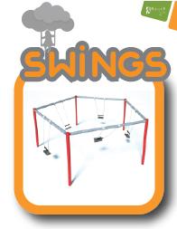 Russell Play swings