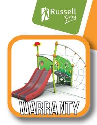 Russell Play Warranty