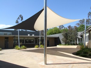SHADE SAILS AND SHADE STRUCTURES