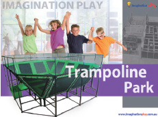 Trampoline Park Equipment Australia