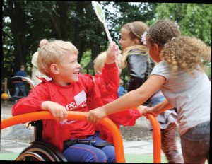 Inclusive Play Equipment
