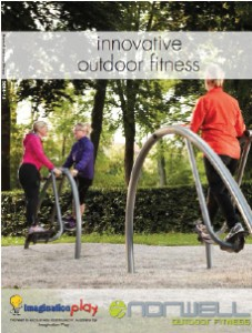 Norwell outdoor fitness equipment catalogue