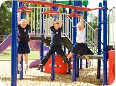 Guide to outdoor playgrounds