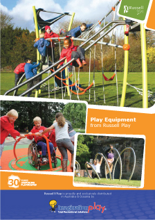 Russell Play equipment catalogue 2017