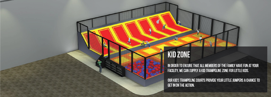 kid zone trampoline parks