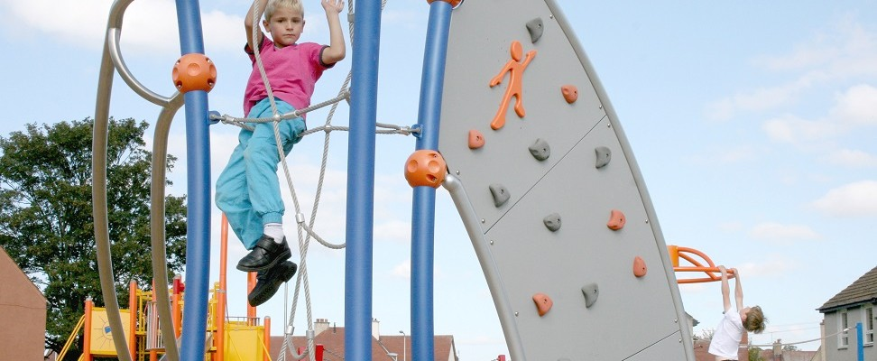Adrenaline Playground Equipment