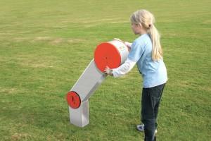 Dynamo playground equipment