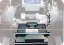 Electric go kart batteries