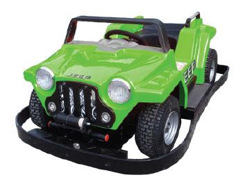 Jeep go kart