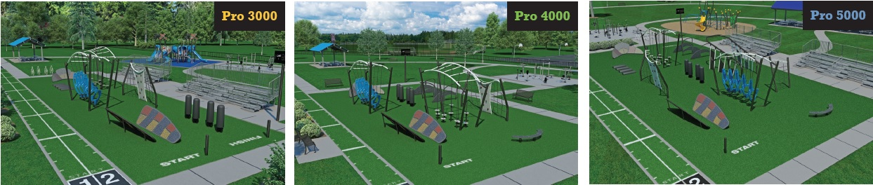 challenge course pro series