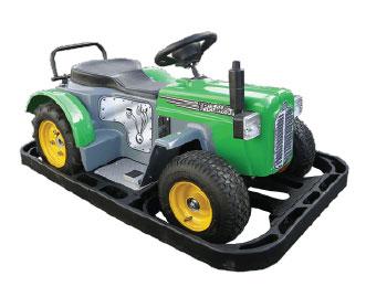 tractor go kart