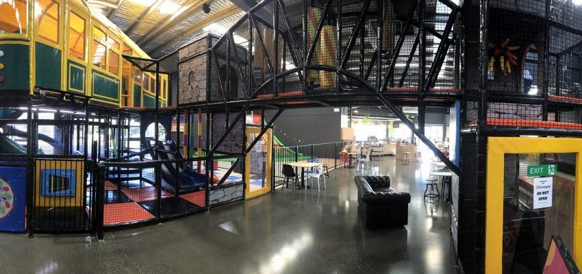 Aussie indoor theme playground