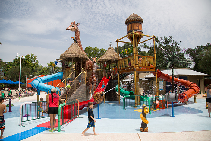 Water Play Equipment Australia
