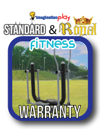 Standard and royal fitness warranty