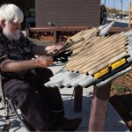 OUTDOOR MUSICAL INSTRUMENTS IN AGED CARE