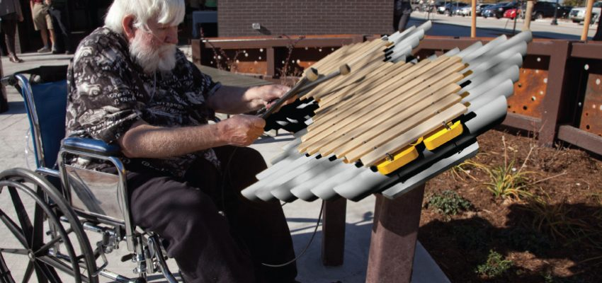 Musical equipment for aged care