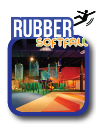 Rubber Soft fall