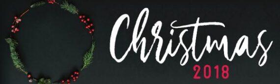 2018 Christmas Special