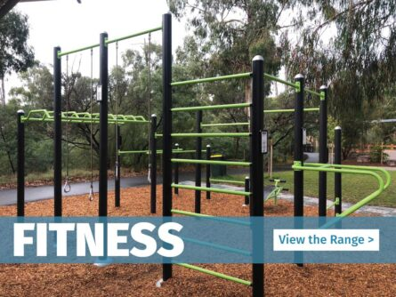 Outdoor Fitness Equipment menu