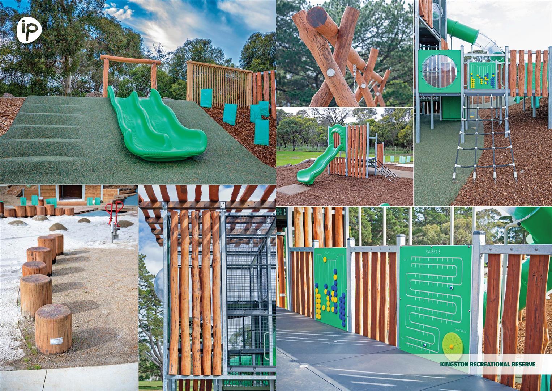 Nature Play Range