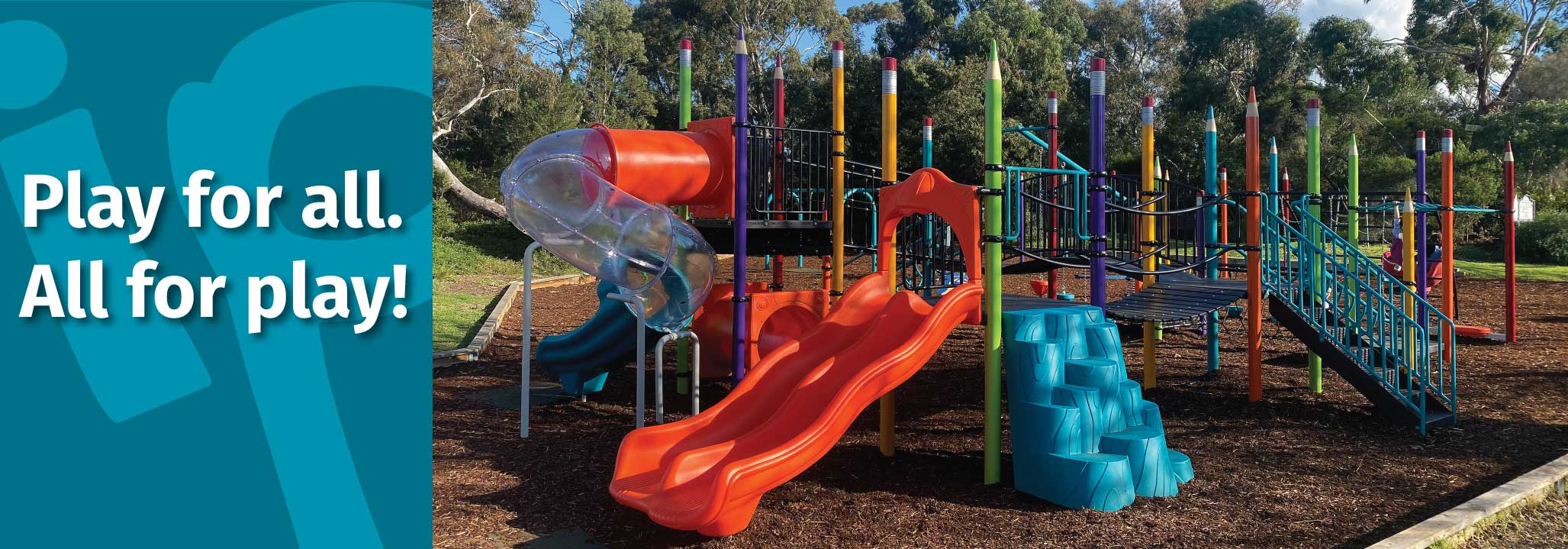 Council playground equipment